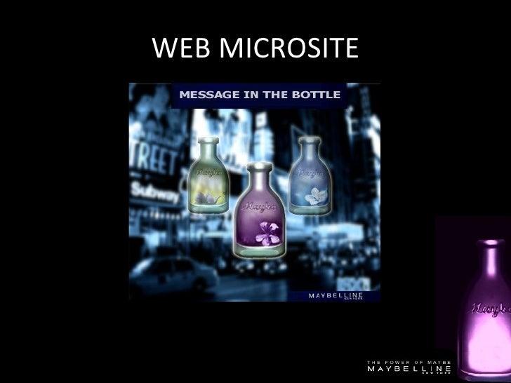 WEB MICROSITE