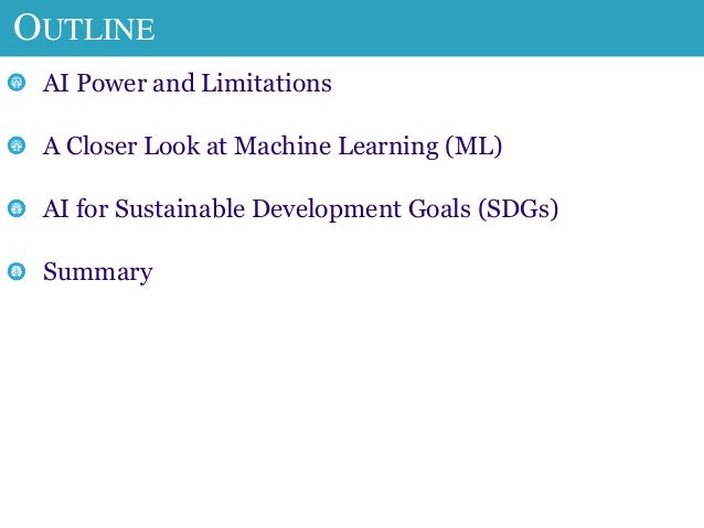 AI: A Key Enabler for Sustainable Development Goals Slide 3