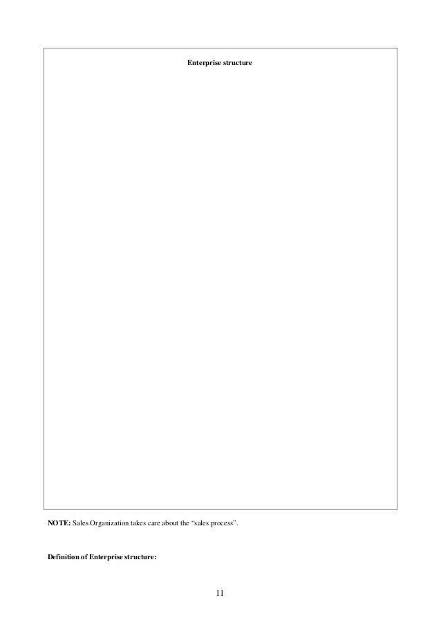 Sap SD configuration-guide