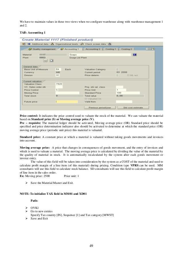 sap sd configuration guide rh slideshare net Resume SAP SD Resume SAP SD