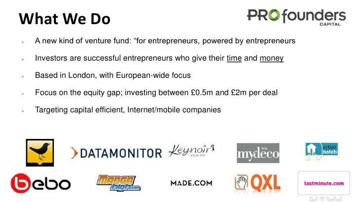 Rise of the Micro VC Slide 3