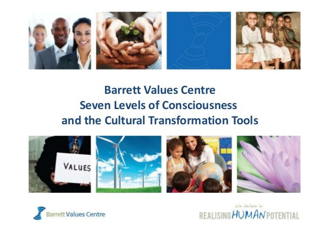 Barrett Values Centre   Seven Levels of Consciousnessand the Cultural Transformation Tools