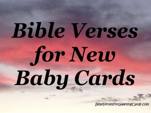 Imágenes De Biblical Quotes For New Born Baby