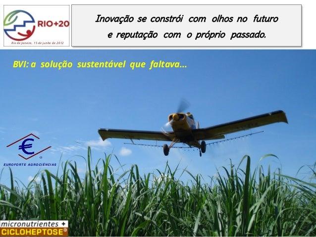 Inovação se constrói com olhos no futuro                                           e reputação com o próprio passado.   Ri...
