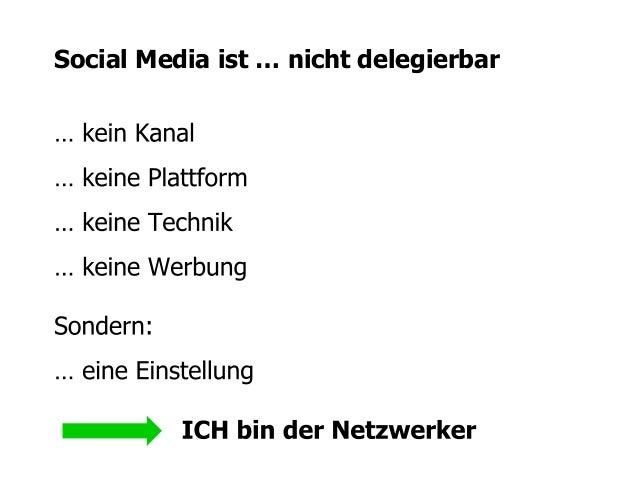 Business Networking im Internet - So nutze ich Social Media Slide 3