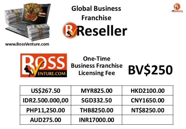 bossventure business plan