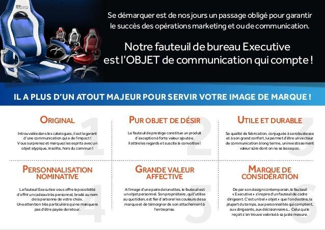 Promo De Personnalise Bureau Fauteuil Bv I9EDWH2
