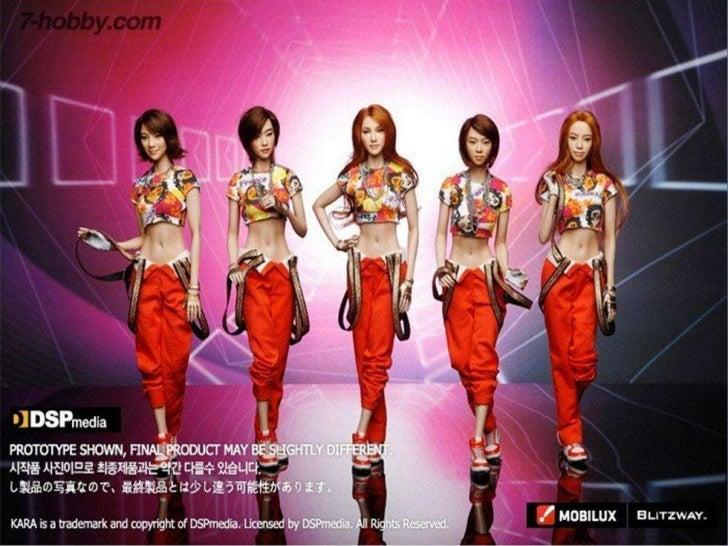Kara (Hangul: 카라, Japanese: カラ, often stylizedas KARA) , is a Korean pop girl group formed by DSPMedia in South Korea. The...