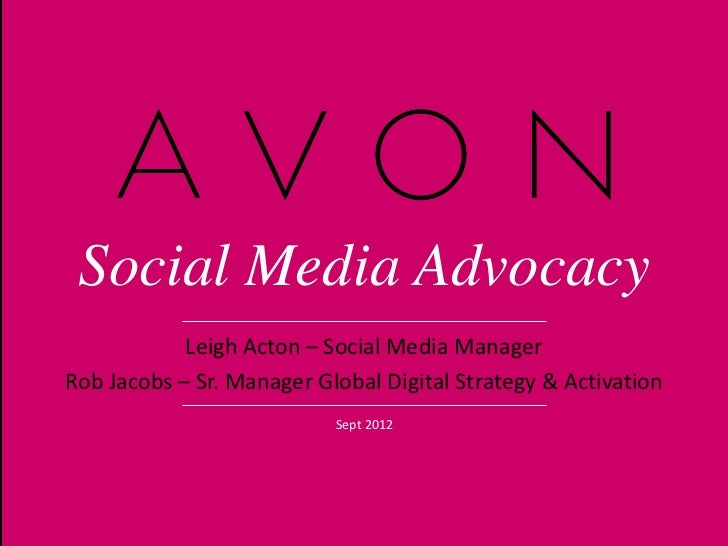 case study for avon Category: business case studies title: avon case study.