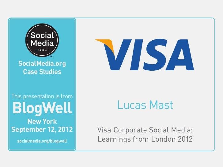 SocialMedia.org                                     Video Case Studies   SocialMedia.org         This video is from    Cas...