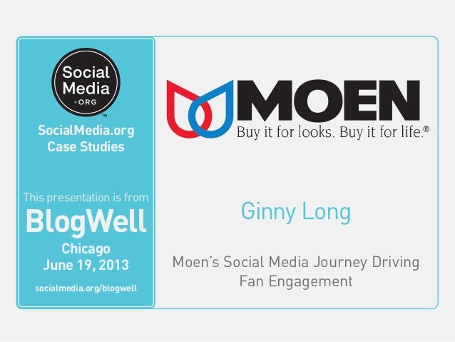 SocialMedia.org Video Case Studies Ginny Long Moen's Social Media Journey Driving Fan Engagement This video is from BlogWe...