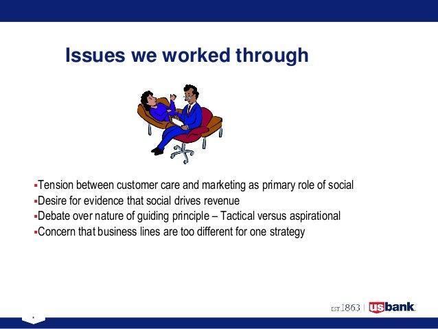 BlogWell Chicago Social Media Case Study: U.S. Bank, presented by Kar…