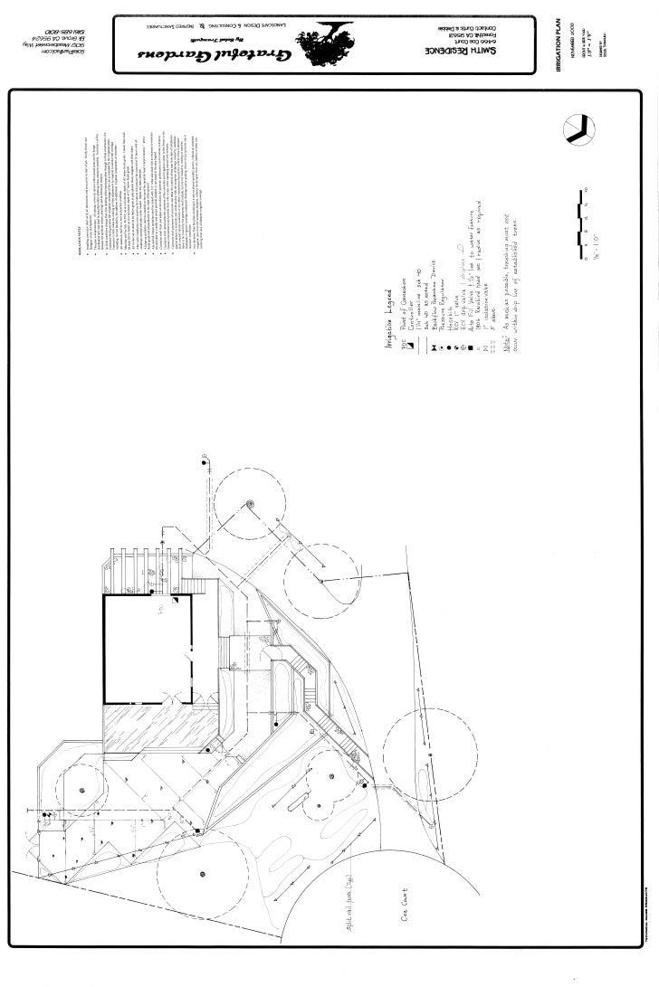B&W landscape details