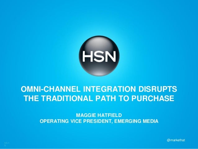 BlogWell Bay Area Social Media Case Study: HSN, presented by