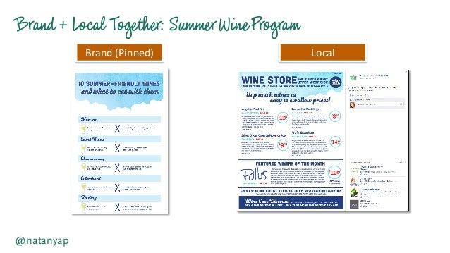 Brand +Local Together:SummerWineProgram @natanyap Brand  (Pinned)   Local