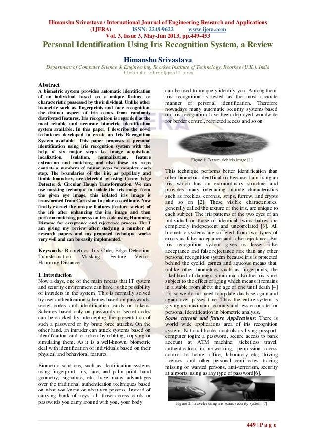 Himanshu Srivastava / International Journal of Engineering Research and Applications(IJERA) ISSN: 2248-9622 www.ijera.comV...