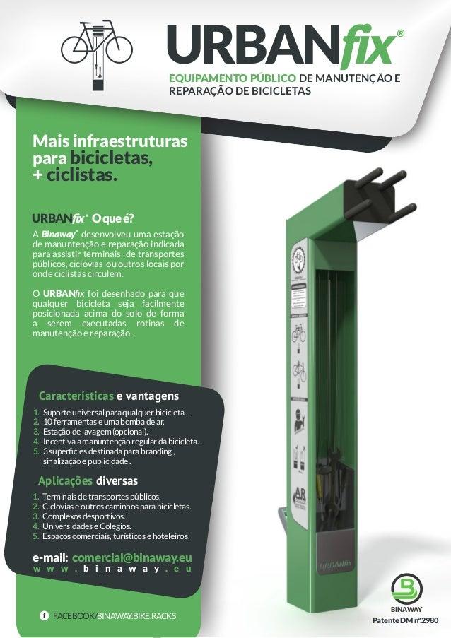 URBANfix                                                                              ®                                   ...