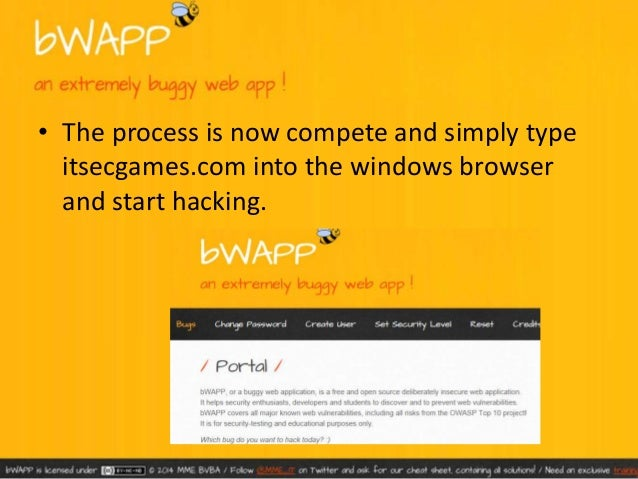 • This project is part of the ITSEC GAMES  project. ITSEC GAMES are a fun approach to IT  security education. IT security,...