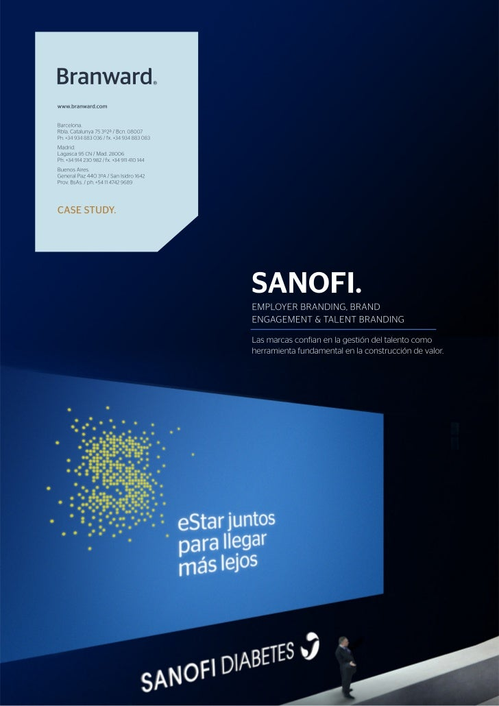 Case Study / Sanofi