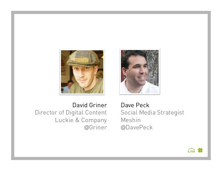 FAIL: Learning from Social Media Disaster Slide 2