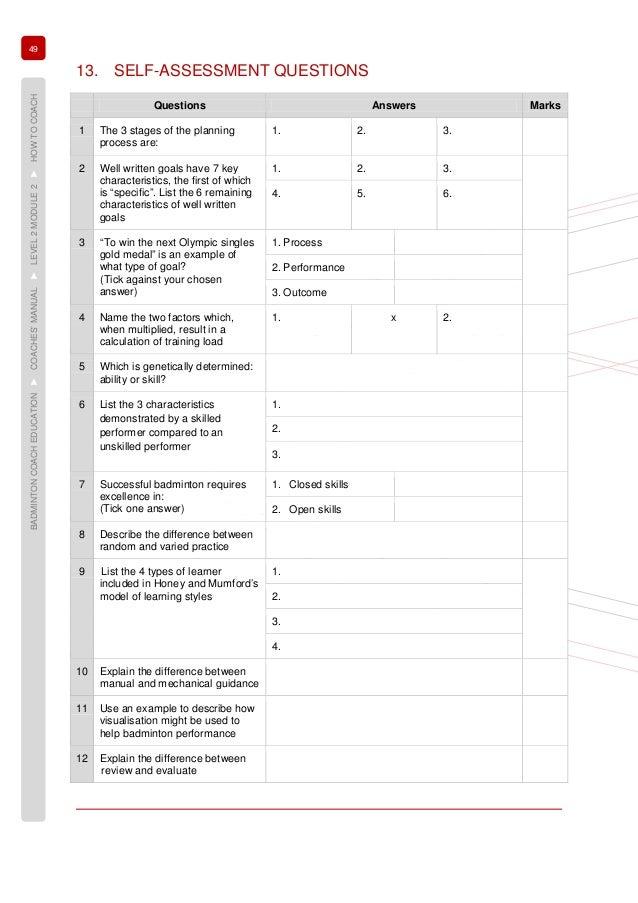 bwf coaches manual level 2