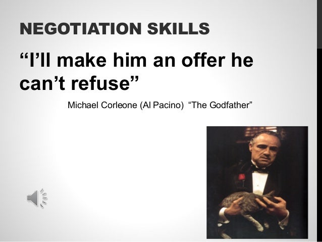 Michael corleone leadership