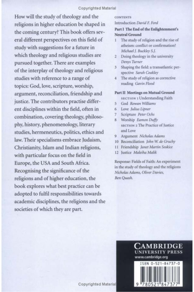 essay faith in other philosophical theology virtue Christian philosophy of religion: essays in distinguishes appropriately between philosophical theology, which requires faith it has the added virtue of.
