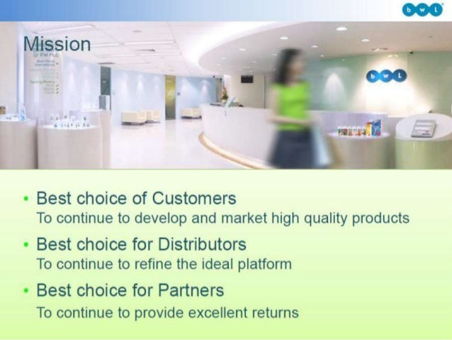 How to Become a BWL Distributor Presentation
