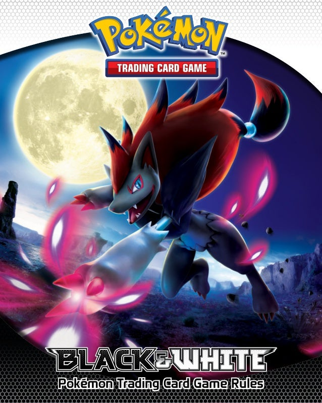 Pokémon Trading Card Game Rules