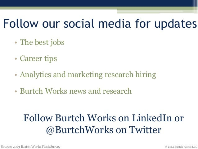 Burtch Works study on 'Salaries of Predictive Analytics ...