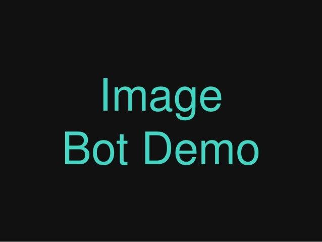 Image Bot Demo