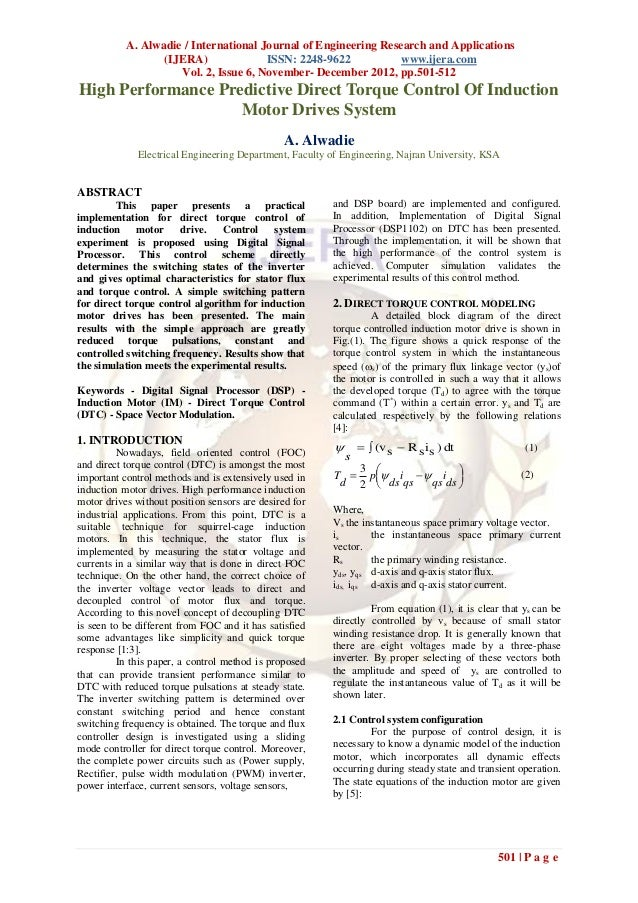 A. Alwadie / International Journal of Engineering Research and Applications                  (IJERA)              ISSN: 22...
