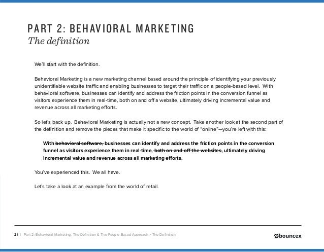 Blueprint to behavioral marketing 20 introduction 1 2 21 malvernweather Choice Image