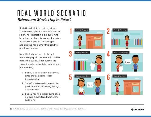Blueprint to behavioral marketing part 2 behavioral marketing the definition 22 malvernweather Choice Image