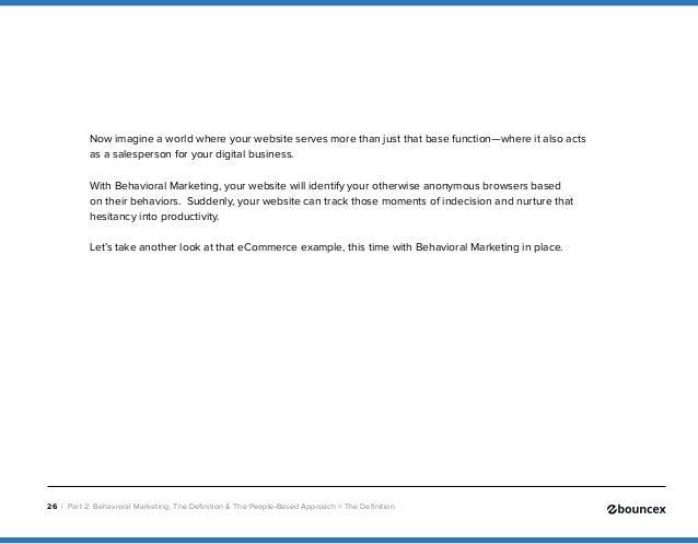 Blueprint to behavioral marketing 26 malvernweather Choice Image