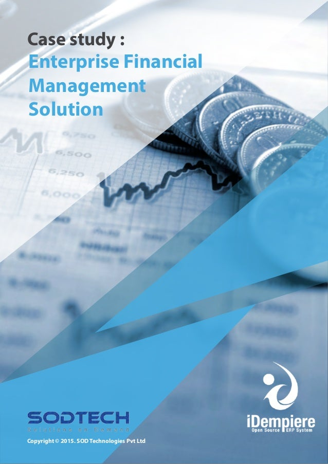 financial case study with solution We Are CaseStudy.Help