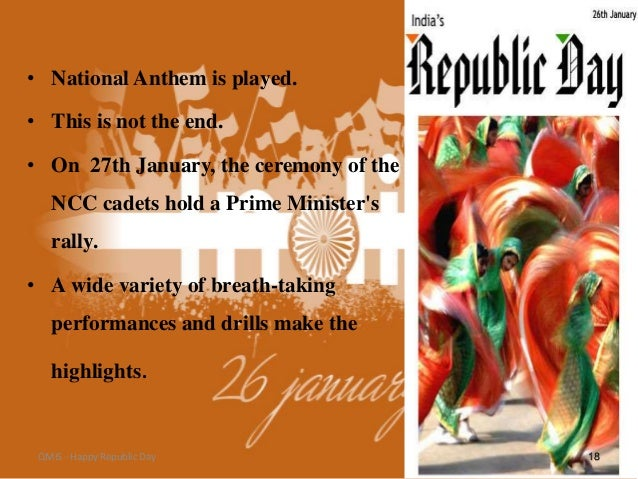 PPT ON REPUBLIC DAY OF INDIA
