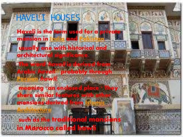 haveli houses By aarsha pradeep Slide 2