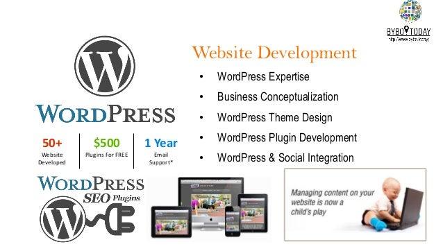 Bring Your Business Online Slide 2