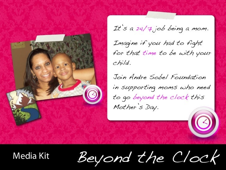 It's a 24/7 job being a mom.                         Imagine if you had to fight                        for that time to b...