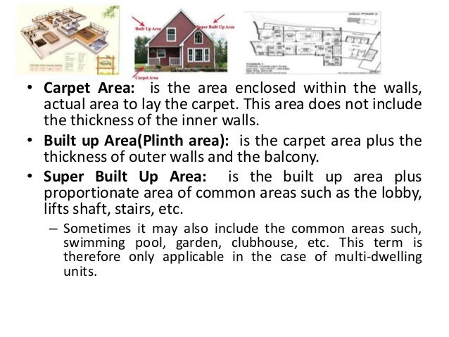Carpet Area Calculation Formula Floor Matttroy