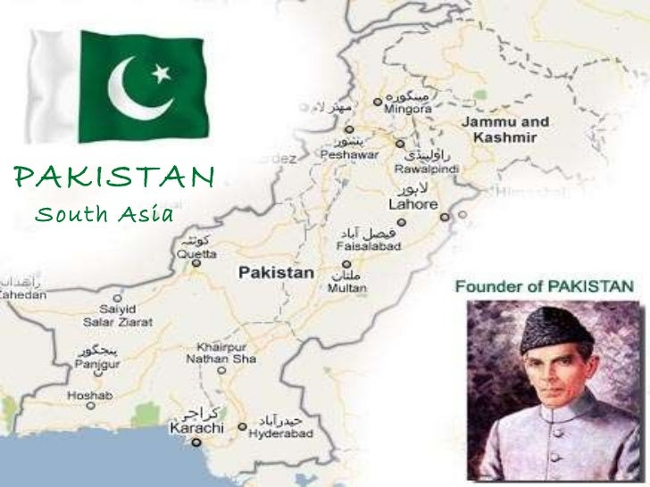 PAKISTAN South Asia
