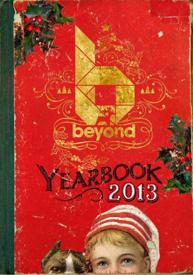Beyond Xmas Annual 2013