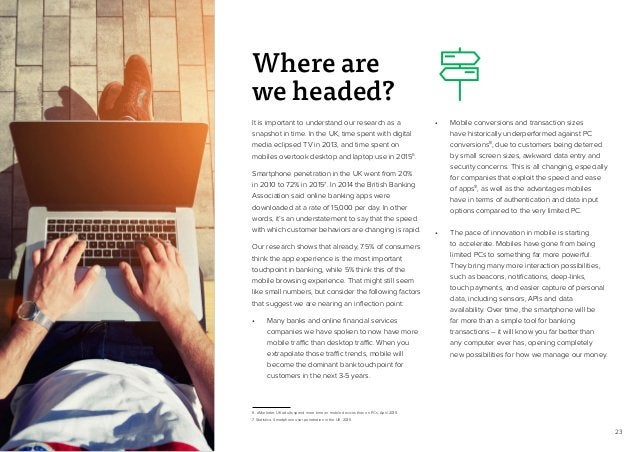 23 It is important to understand our research as a snapshot in time. In the UK, time spent with digital media eclipsed TV ...