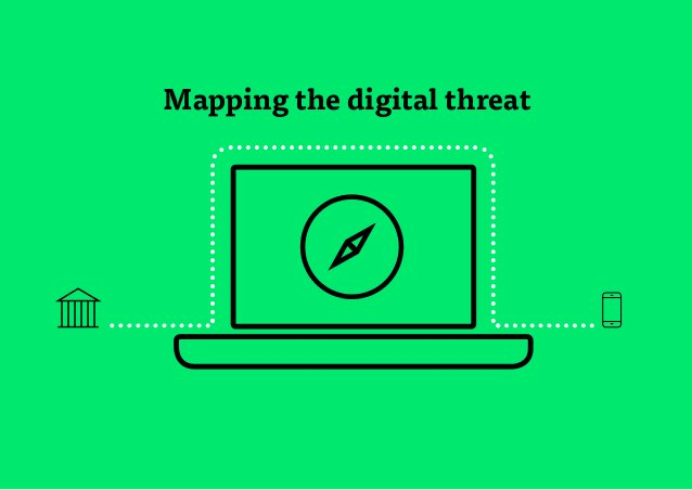 5 Mapping the digital threat