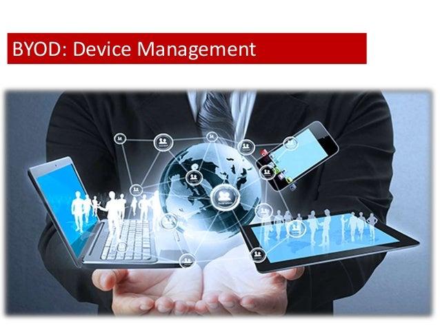 BYOD: Device Management