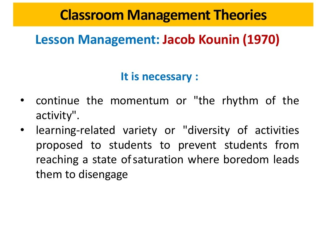 Free Case Study on Classroom Management | CaseStudyHub.com