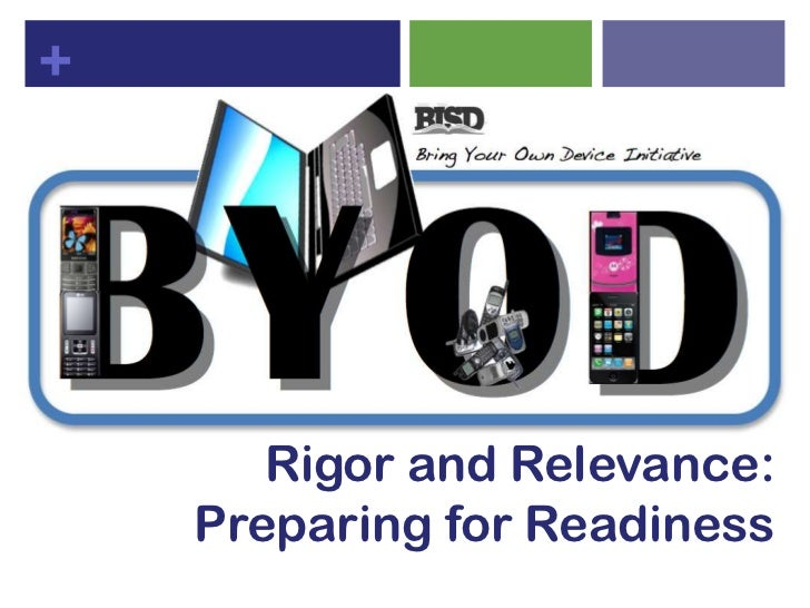 Rigor and Relevance: Preparing for Readiness<br />