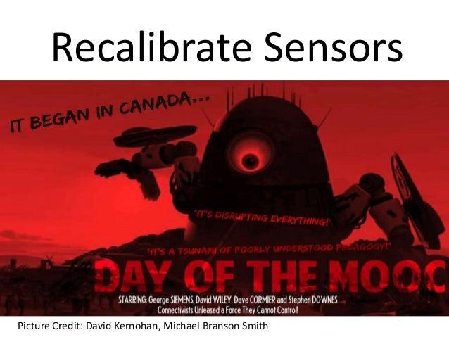 Recalibrate SensorsImage credit: Gary Page and Leigh Lapworth