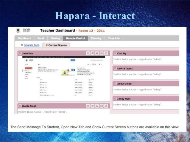 Hapara - Interact